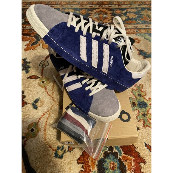 NEW Adidas Campus 80s Mens Size 10 With Box